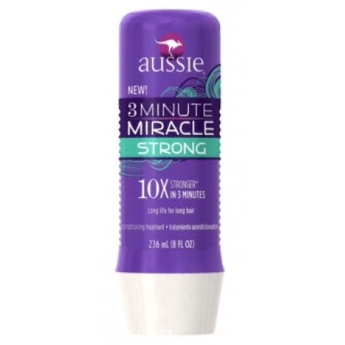 AUSSIE 3 MINUTE MIRACLE STRONG  - Máscara de Hidratação - AUSSIE -