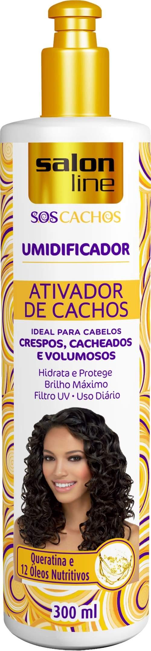 ATIVADOR DE CACHOS SALON LINE – ATIVADOR DE CACHOS- SALON LINE