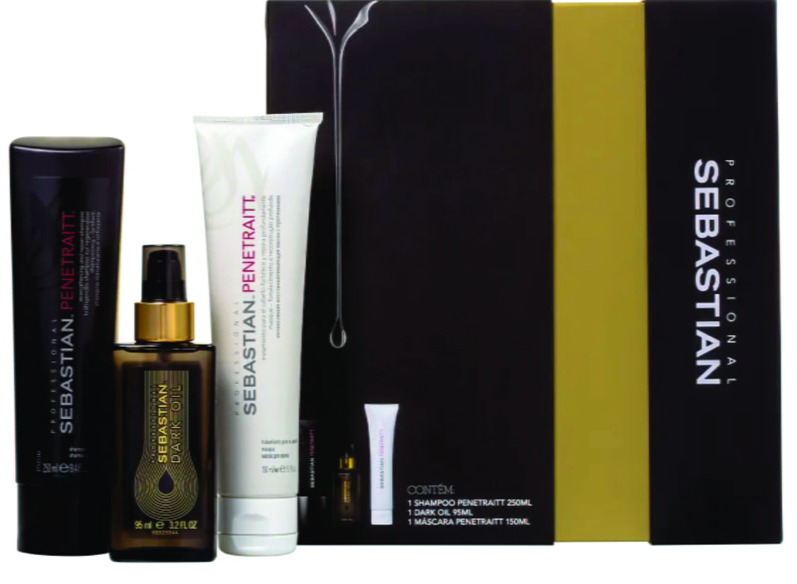 Kit Sebastian Professional Penetraitt Dark Oil