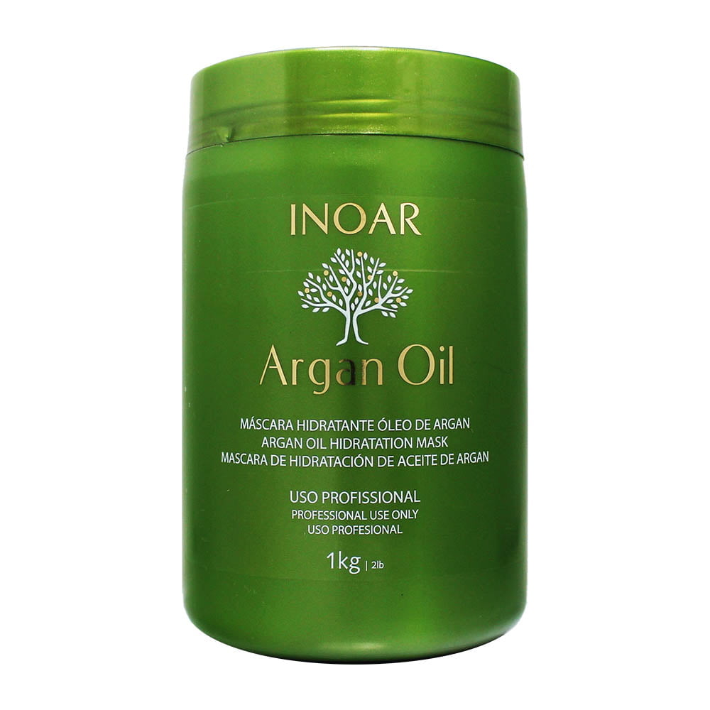 INOAR ARGAN OIL - MÁSCARA HIDRATANTE - INOAR, contém : 1.000 GR