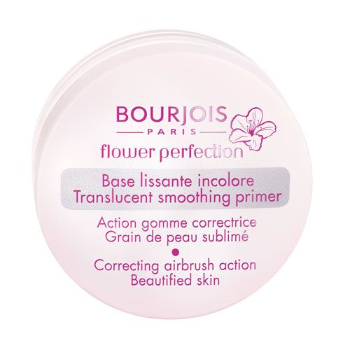 PRIMER BOURJOIS - FLOWER PERFECTION PRIMER BOURJOIS - BASE FACIAL APERFEIÇOADORA