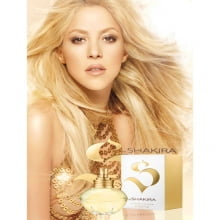 PERFUME S EAU DE TOILETTE EDT - BY SHAKIRA - 50ml