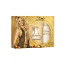 KIT PERFUME SHAKIRA COFFRET ELIXIR - SHAKIRA PERFUME 80 ML BODY LOTION 100 ML