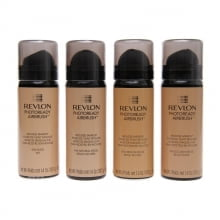 BASE PHOTOREADY AIRBRUSH MOUSSE MAKE COR 30 NUDE - REVLON