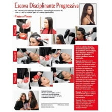 KIT ESCOVA DISCIPLINANTE PROGRESSIVA OIL ARGAN - ALTA MODA