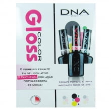KIT DNA ITALY- COLOR GLOSS ESMALTE GEL