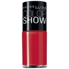 ESMALTE COLOR SHOW 10ML MAYBELLINE - 260 RED MADNESS