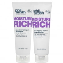 PHIL SMITH MOISTURE RICH DUO KIT (2 PRODUTOS)