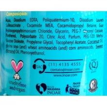 Kit Inoar Efeito Photoshop Shampoo 1000ml + Condicionador 1000ml