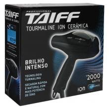 Secador Taiff - Tourmaline Ion Cerâmica - Taiff