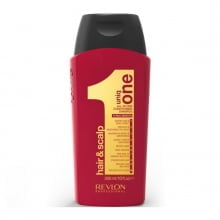 SHAMPOO REVLON 2 EM 1 – UNIQ ONE ALL IN ONE -REVLON