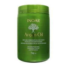 INOAR ARGAN OIL MÁSCARA ÓLEO DE ARGAN - TRATAMENTO 1000 GR