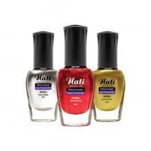 Esmalte Nati - Coleção Efeito Cromado – Nati