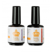 Kit Top Coat + Primer - Nail Queen