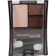 ESTOJO 4 SOMBRAS MAYBELLINE EXPERT WEAR QUAD 04 CHARCOAL SMOKES