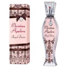 PERFUME ROYAL DESIRE EDP FEMININO  CHRISTINA AGUILERA - 30 ML