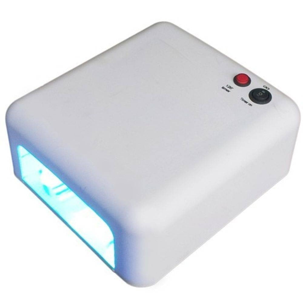 Cabine Secagem de Unhas Gel Basic - 36 W
