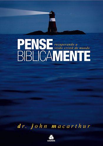 PENSE BIBLICAMENTE - COD. 01190DE R$ 59,70 POR