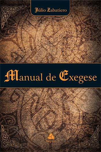MANUAL DE EXEGESE -