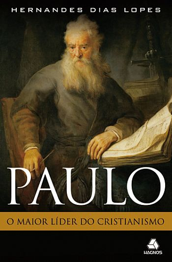 PAULO - O MAIOR LIDER DO CRISTIANISMO - COD 01012