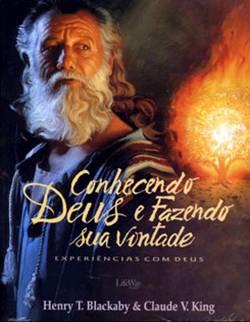 Conhecendo Deus e Fazendo sua Vontade-ALUNO - COD 734