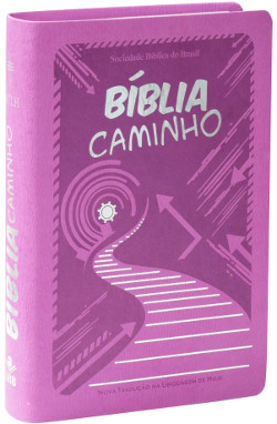 BIB. PARA JOVENS - CAMINHO CAPA ROSA - 01072