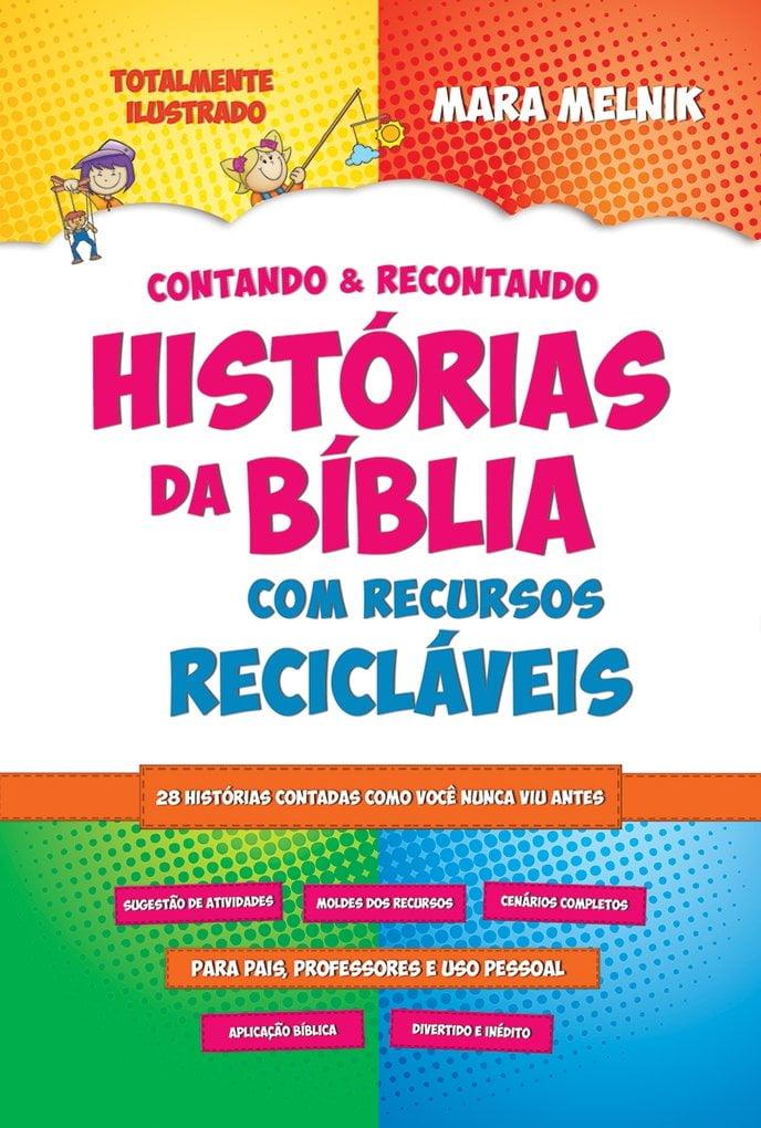 Contando e Recontando histórias de bíblia...