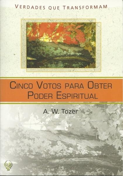 CINCO VOTOS PARA OBTER PODER ESPIRUTUAL - COD 1102