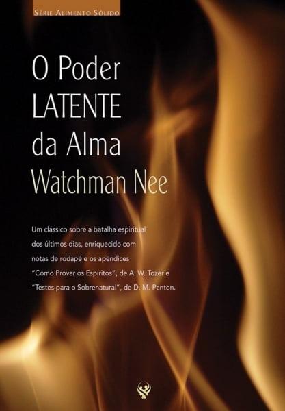 O PODER LATENTE DA ALMA - COD 01111