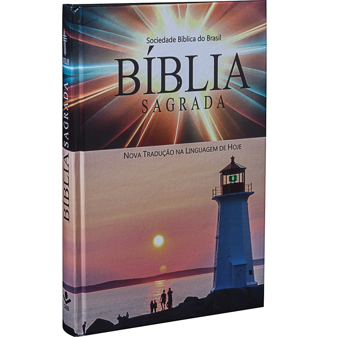 BÍBLIA CAPA DURA NTLH - COD 01168