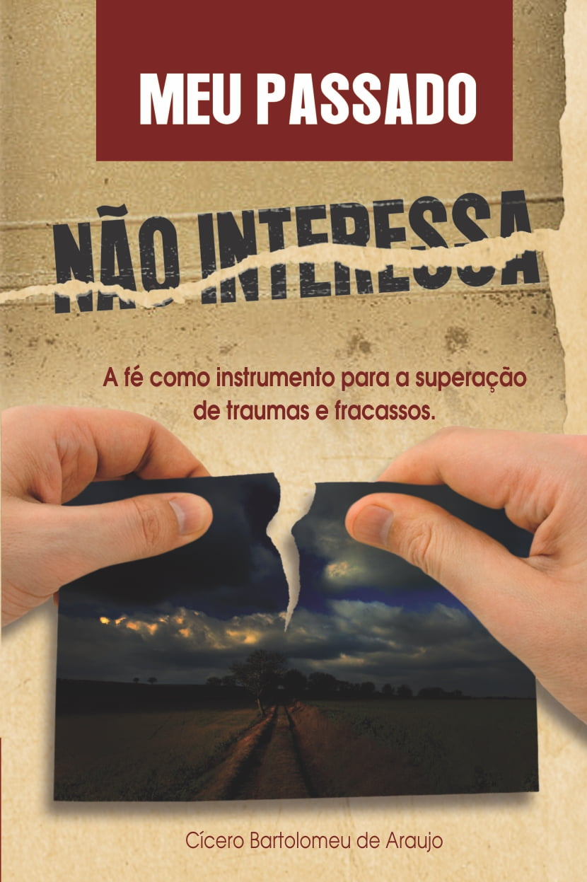 MEU PASSADO NÃO INTERESSA - COD 1195