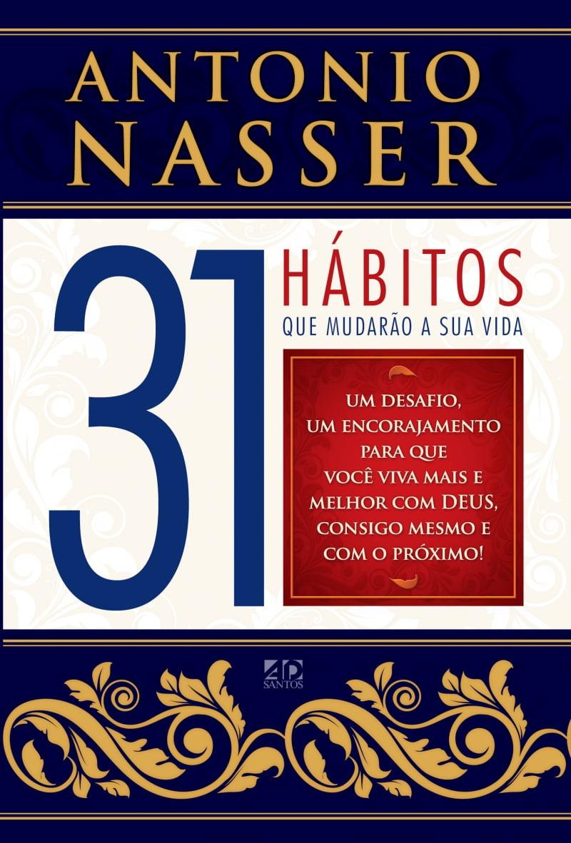 31 HÁBITOS QUE MUDARÃO A SUA VIDA - COD 01267