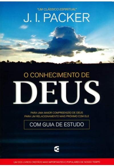 O CONHECIMENTO DE DEUS - COD 01299