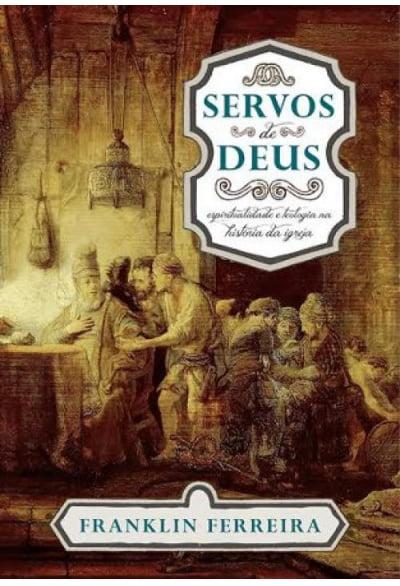 SERVOS DE DEUS - COD 01304