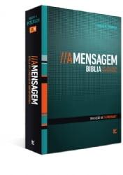 Bíblia A Mensagem - Capa Dura - Bíblia em linguagem contemporânea Cod 1411