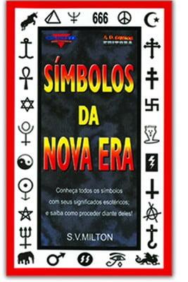 Símbolos da Nova Era Vol. 1 cod 1849