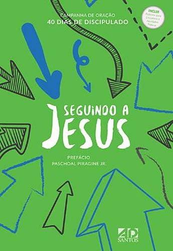Seguindo a Jesus - 40 dias de Discipulado - Verde cod 1838