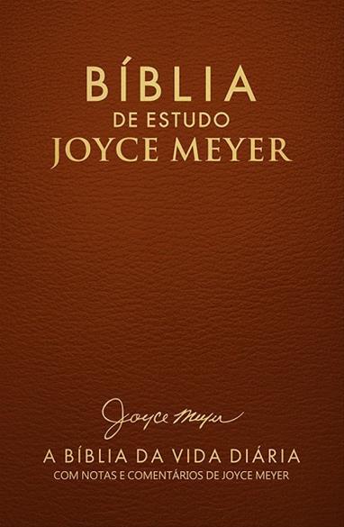 BÍB. ESTUDO JOYCE MEYER - cod 1883