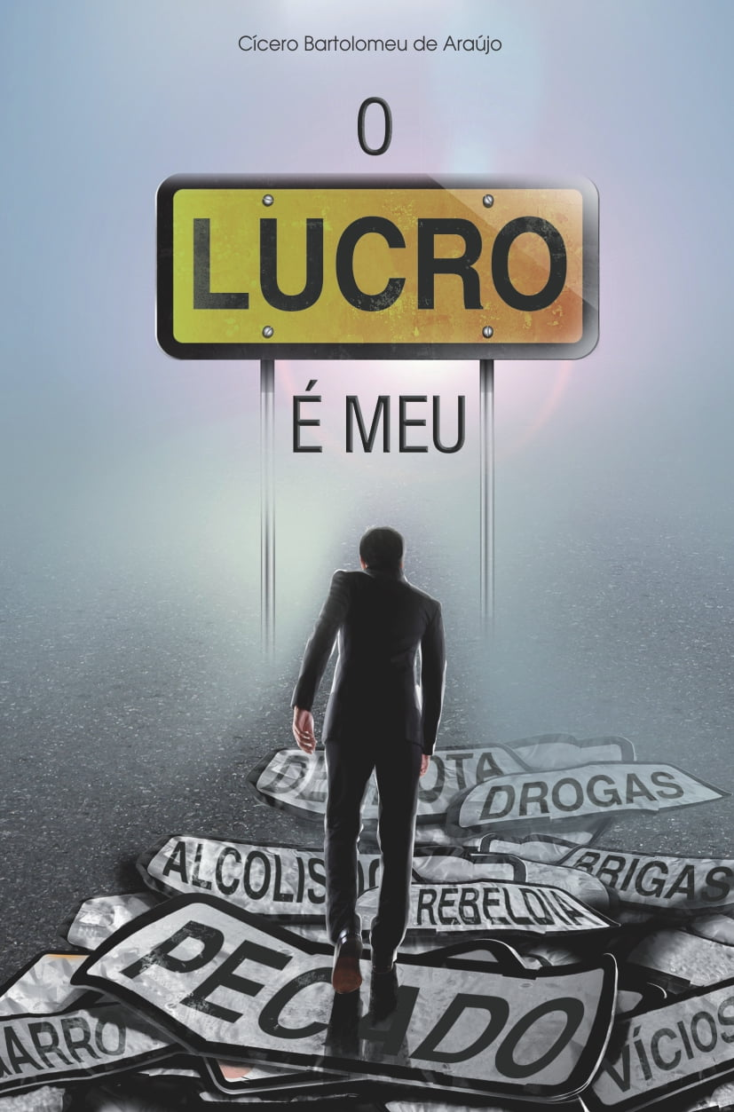 O LUCRO E MEU cod 1892