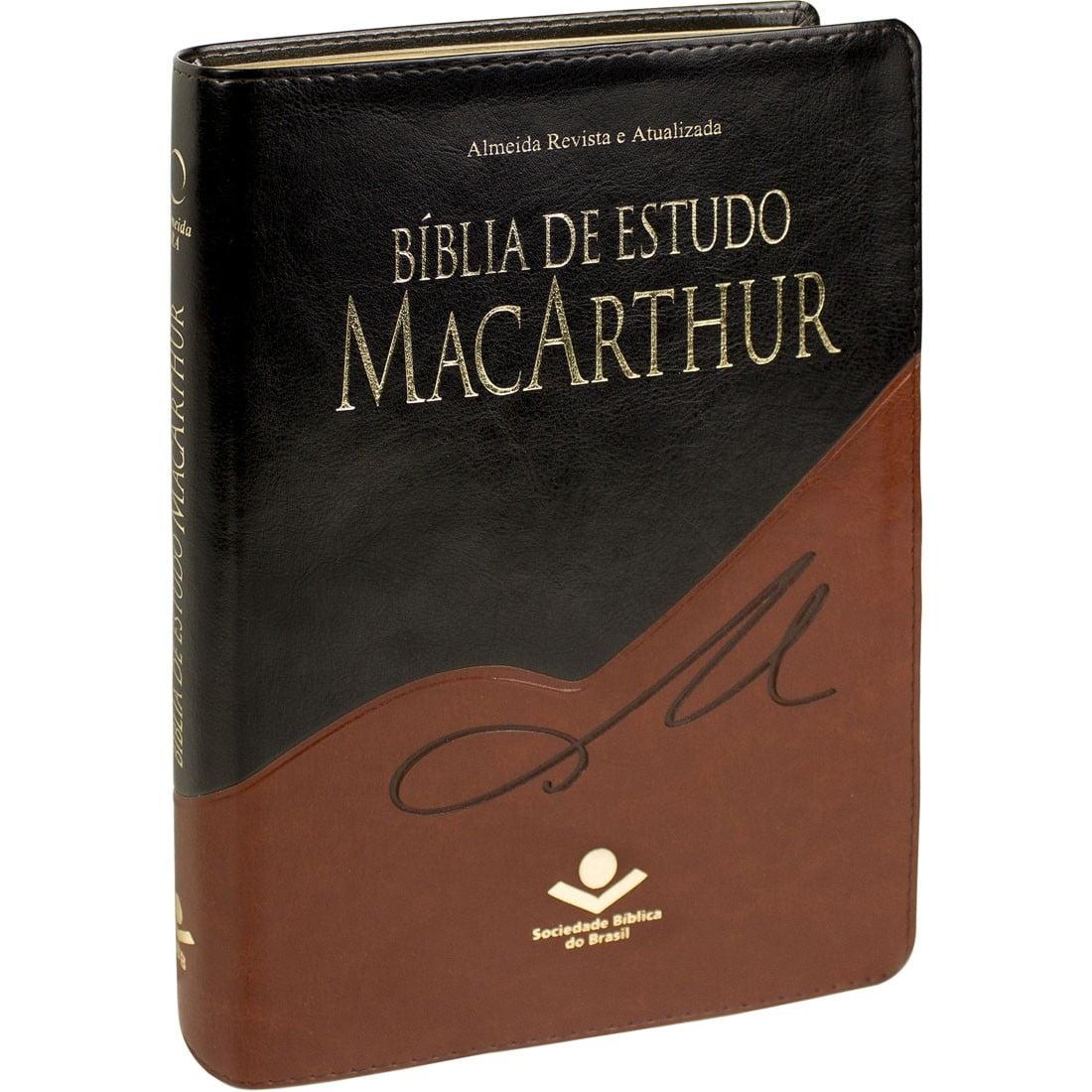 BIB. DE ESTUDO MACARTHUR - COD 02166