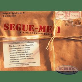 SEGUE-ME VOL 1 - KIT DE SOBREVIVÊNCIA  COD 2085