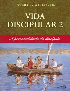 VIDA DISCIPULAR 2 - A PERSONALIDADE DO DISCÍPULO COD 2087