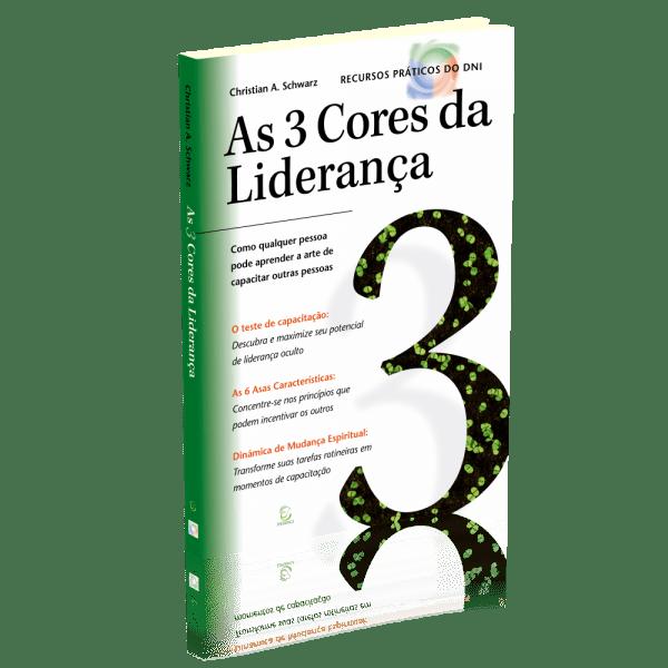 AS 3 CORES DA LIDERANÇA cod 1287