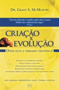 CRIAÇÃO X EVOLUÇÃO - COD 637