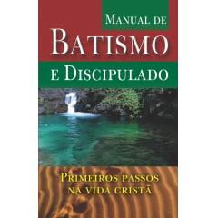 ***Manual de Batismo (preço especial)