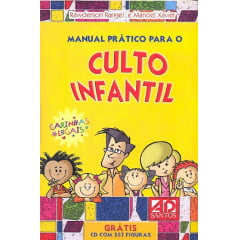 MANUAL PRÁTICO PARA O CULTO INFANTIL vol 1