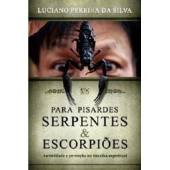 PARA PISARDES SERPENTES E ESCORPIÕES - COD 0687