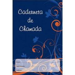 CADERNETA DE CHAMADA PARA 35 NOMES - COD 00393