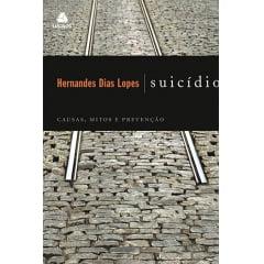 SUICIDIO - CAUSAS, MITOS E PREVENCAO - COD 01024