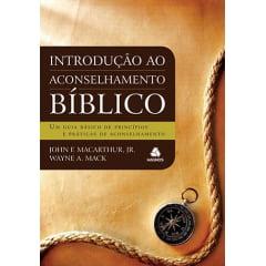 INTRODUÇÃO AO ACONSELHAM BIBLICO - COD 0986